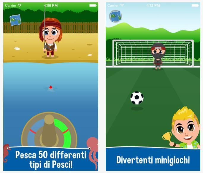 humyapp1 Humy, un gioco per iPhone che ti permetterà di iniziare una nuova vita!
