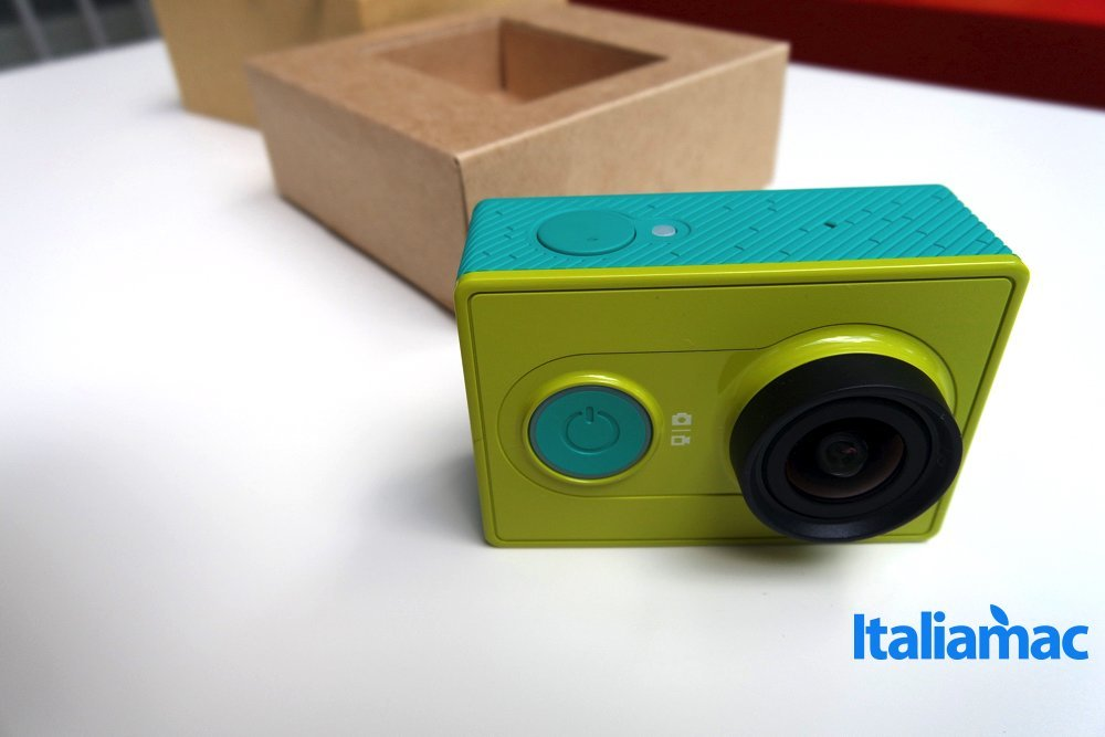 xiaomi yi camera1 Xiaomi Yi Camera, la recesione dellaction cam