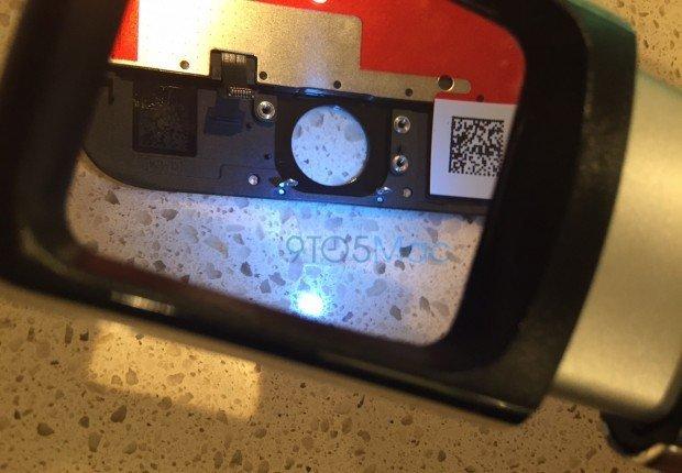 9to55 620x430 Fotocamera anteriore più larga e Force Touch su iPhone 6S