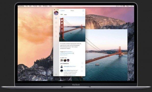schermata 2015 08 24 alle 18.46.17 620x374 Photoflow, un client Instagram per Mac