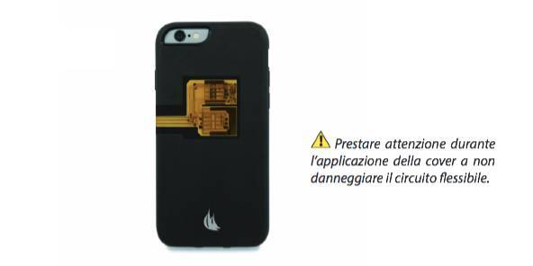 vavelieroiphone5 VaVeliero: Cover Triple Sim, 3 schede SIM su iPhone 6