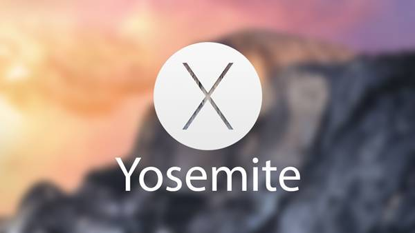 yosemite logo OS X 10.10.5 Yosemite disponibile al Download