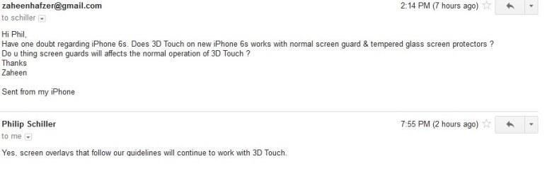 3d touch schiller 780x259 Il 3D Touch funzionerà con le pellicole protettive applicate su di esso