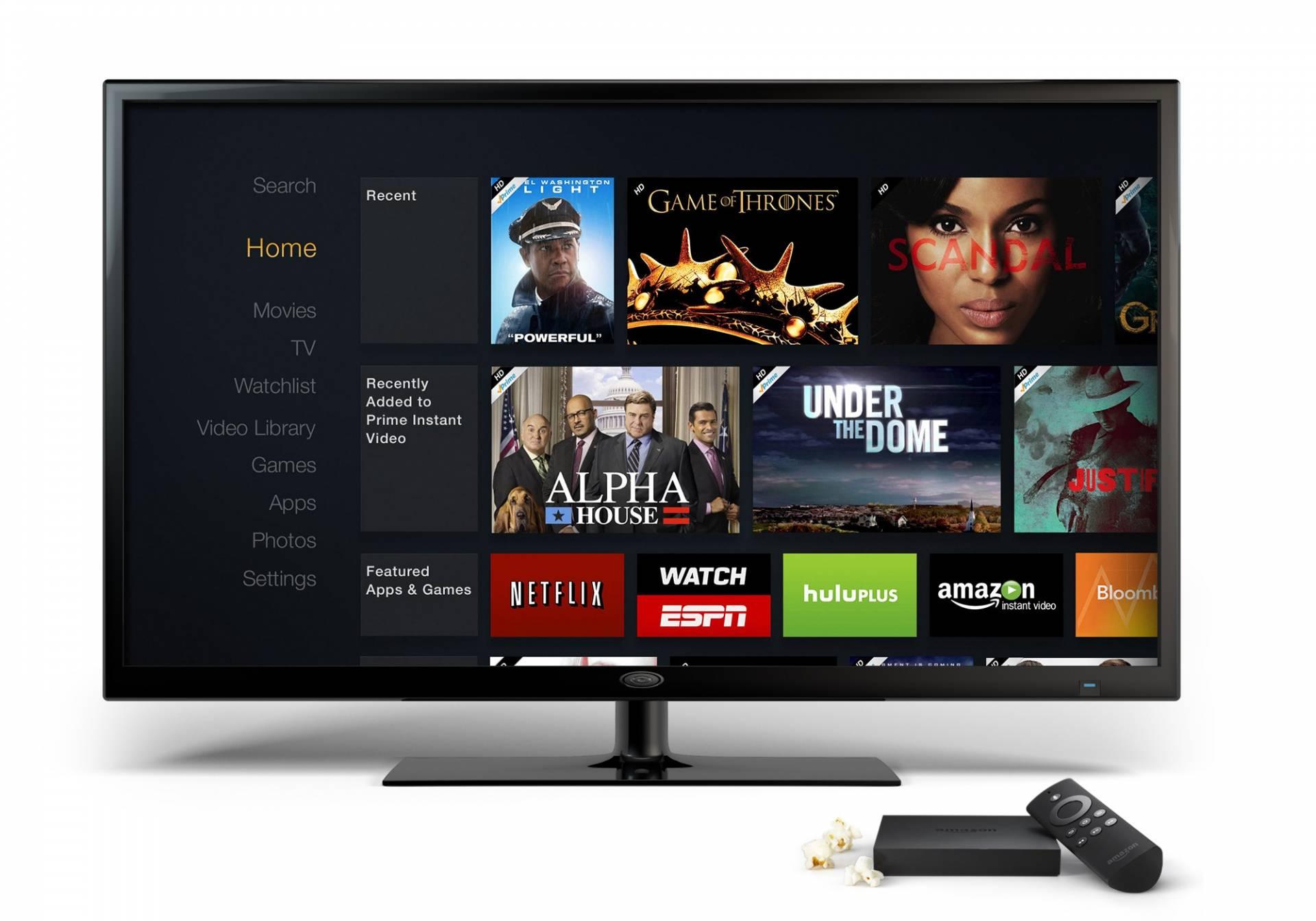 how to watch american netflix on amazon instant tv in uk using smart dns or vpn Amazon presenta la nuova Fire TV con Alexa a $99