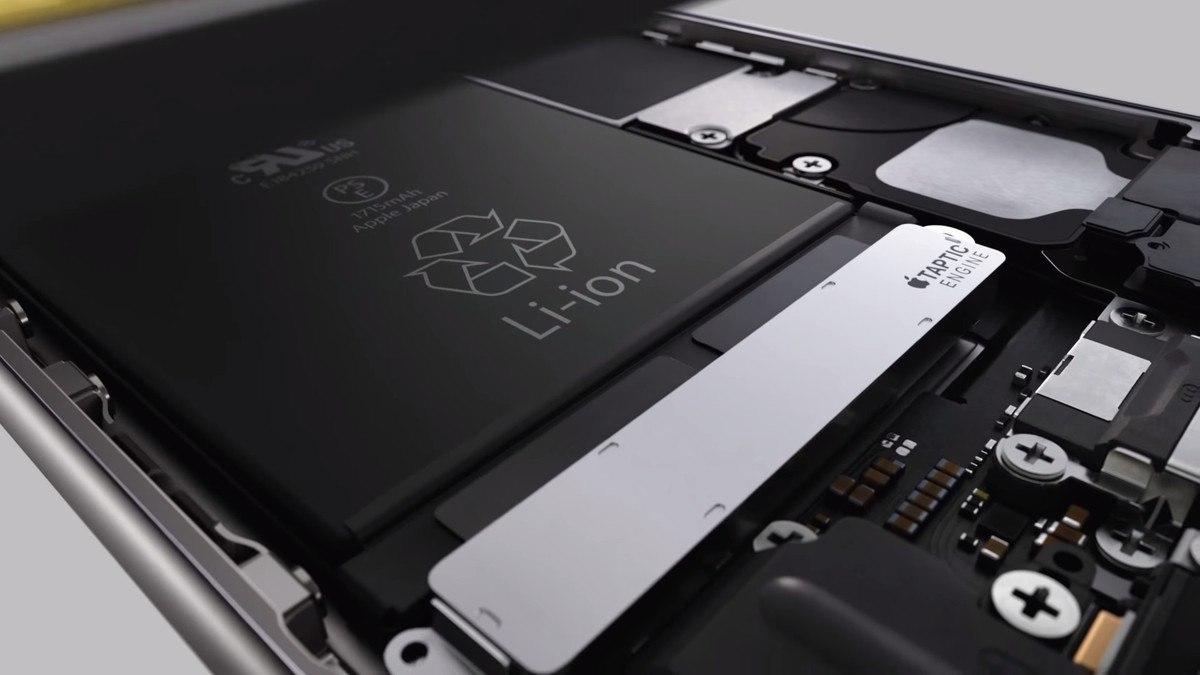 iphone 6s promotional videoi battery 001 2 Apple marginerebbe $500 per ogni iPhone 6S venduto