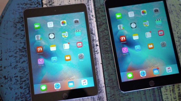 screenshot 2015 09 18 15.07.35 620x349 Nuovo video mostra un confronto tra iPad Mini 4 e iPad Mini 3