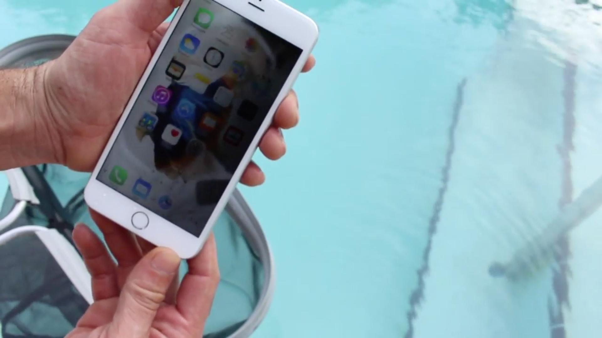 iPhone 6s Plus Waterproof Test