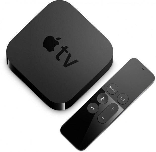 apple tv 4 top view remote image 002 1024x998 620x604 Rivenditori Apple Store e BestBuy iniziano a vendere Apple TV 4 in USA