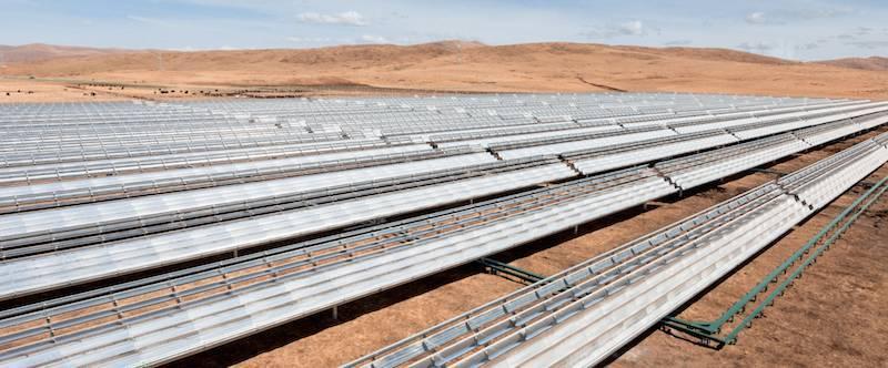 Apple Impianto Solare