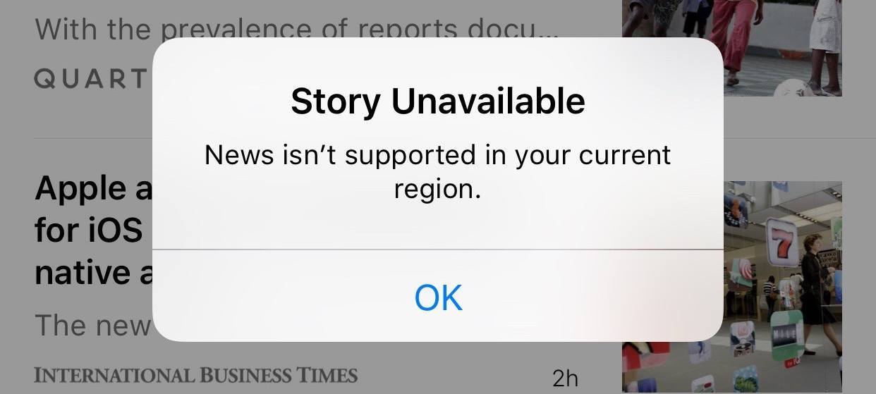 Apple News Cina