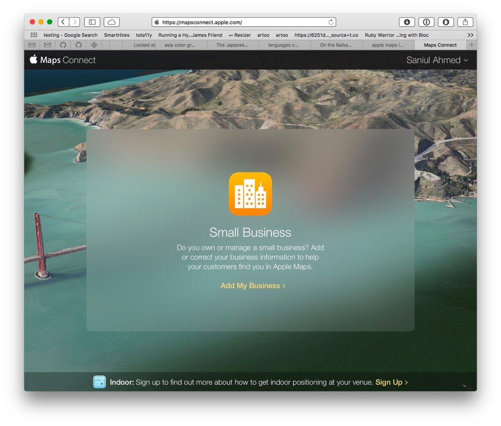 %name Un App segreta di Apple permetterebbe di mappare linterno degli edifici