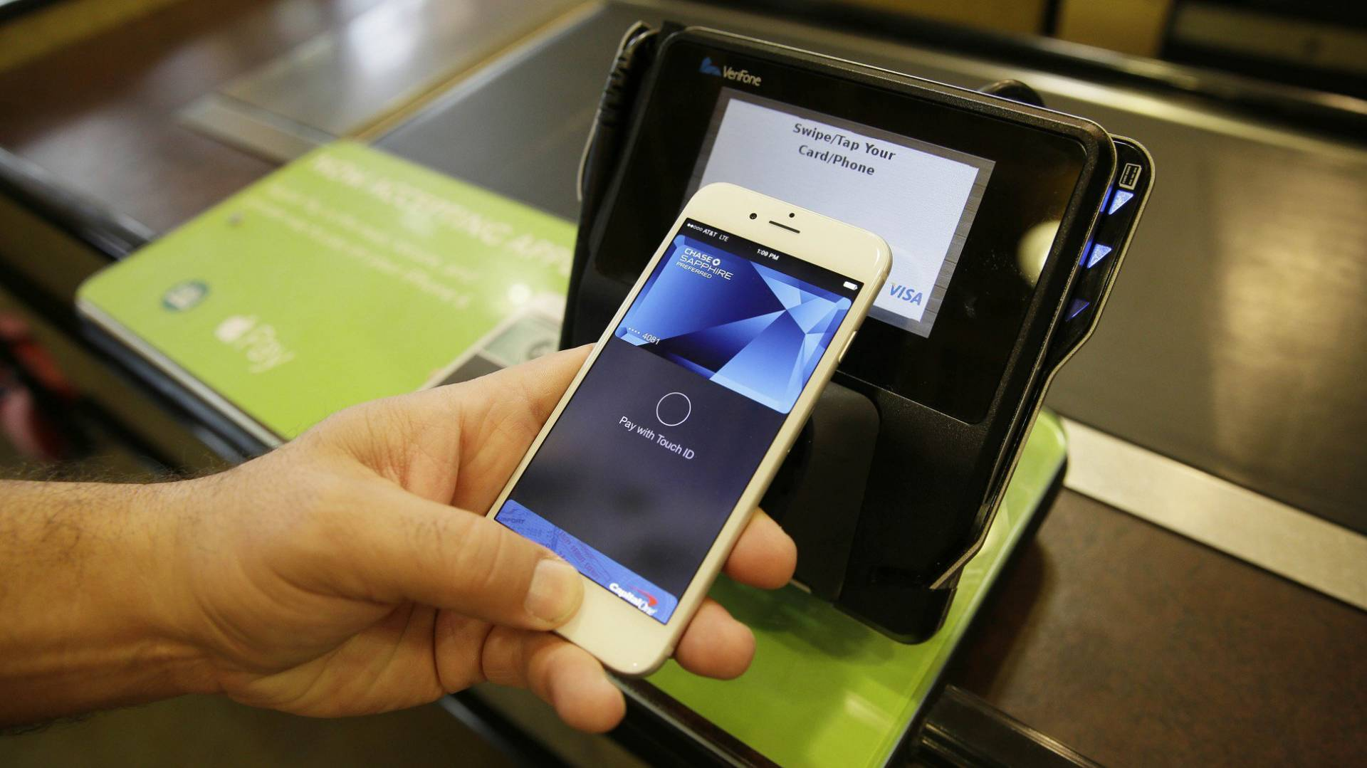 Tour Guidato a Apple Pay