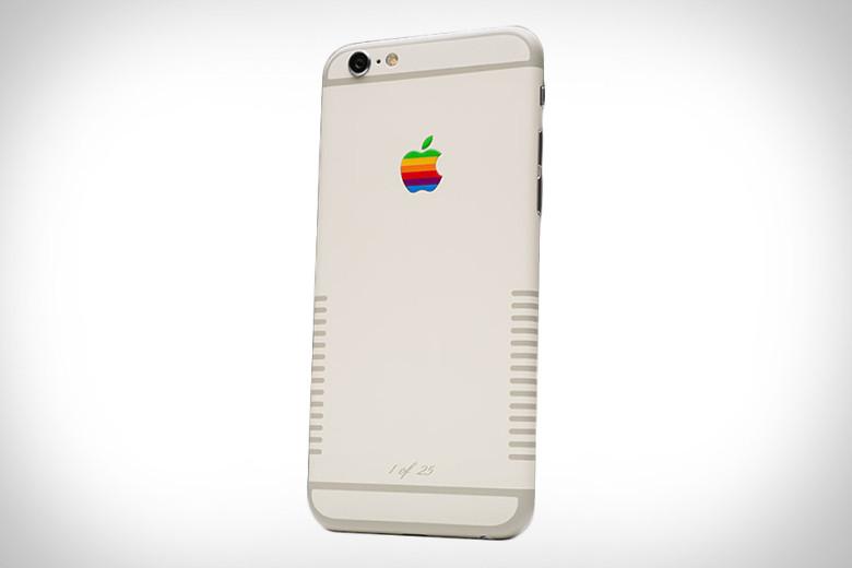 colorware retro iphone 780x520 Un iPhone che assomiglia ad un vecchio Macintosh, ti piace lidea?