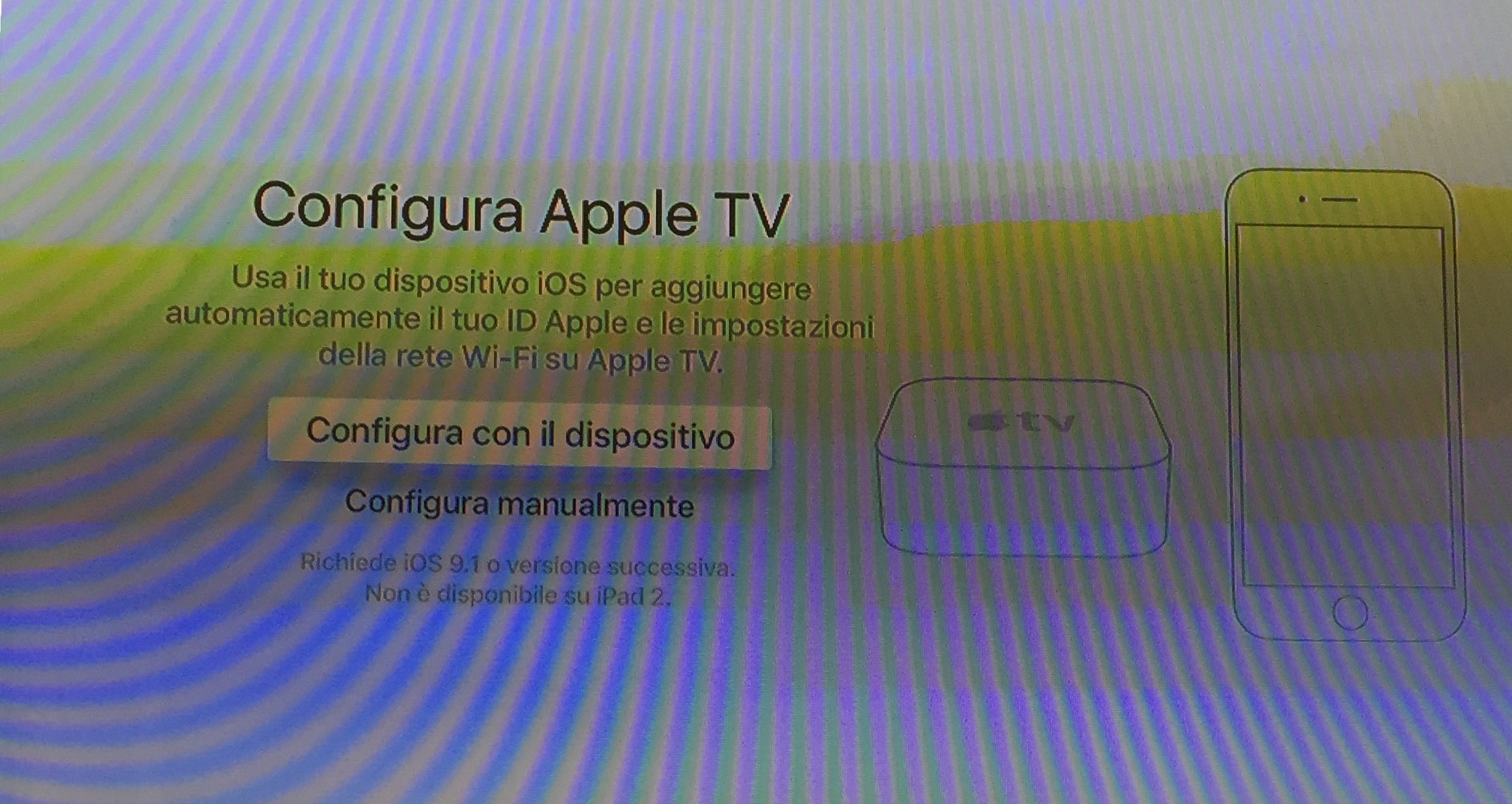 config Unboxing ed Hands On di Apple TV by Italiamac