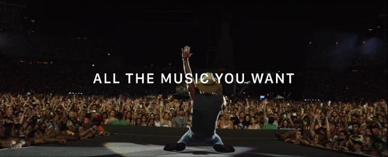 Kenny Chesney Apple Music