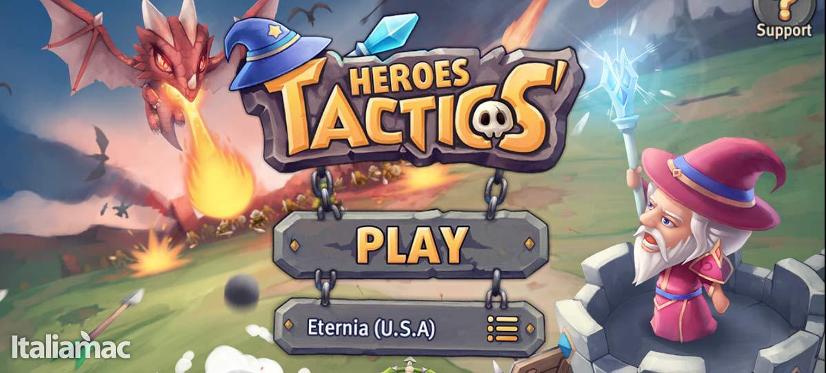 Heroes Tactics