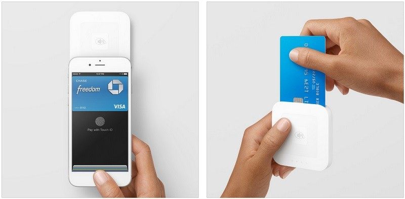 square reader 800x394 Square lancia il nuovo lettore di carte NFC compatibile con Apple Pay