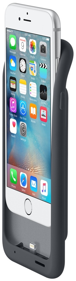 iphone 6s smart battery case image 006 Arriva la Smart Battery Case Apple per iPhone 6s