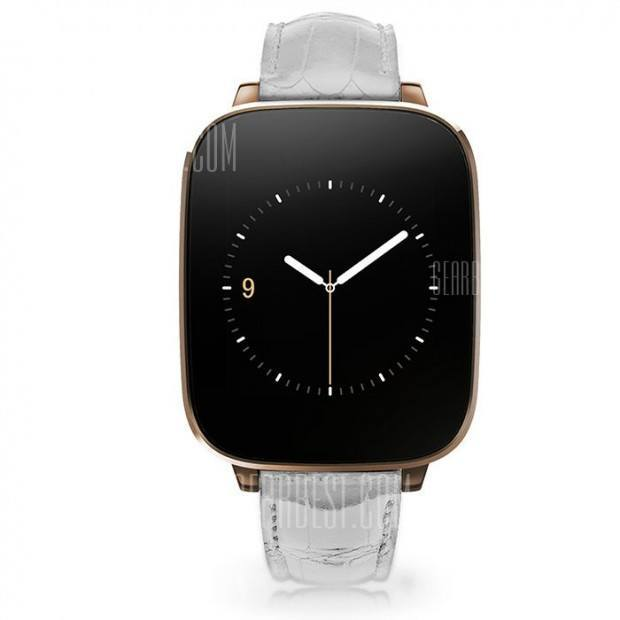 Zeblaze Crystal Smartwatch White Gold