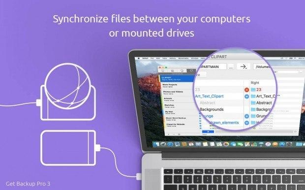 promo graphics3 620x388 Belight Software rilascia Get Backup Pro 3; e i vostri dati sono sempre più al sicuro
