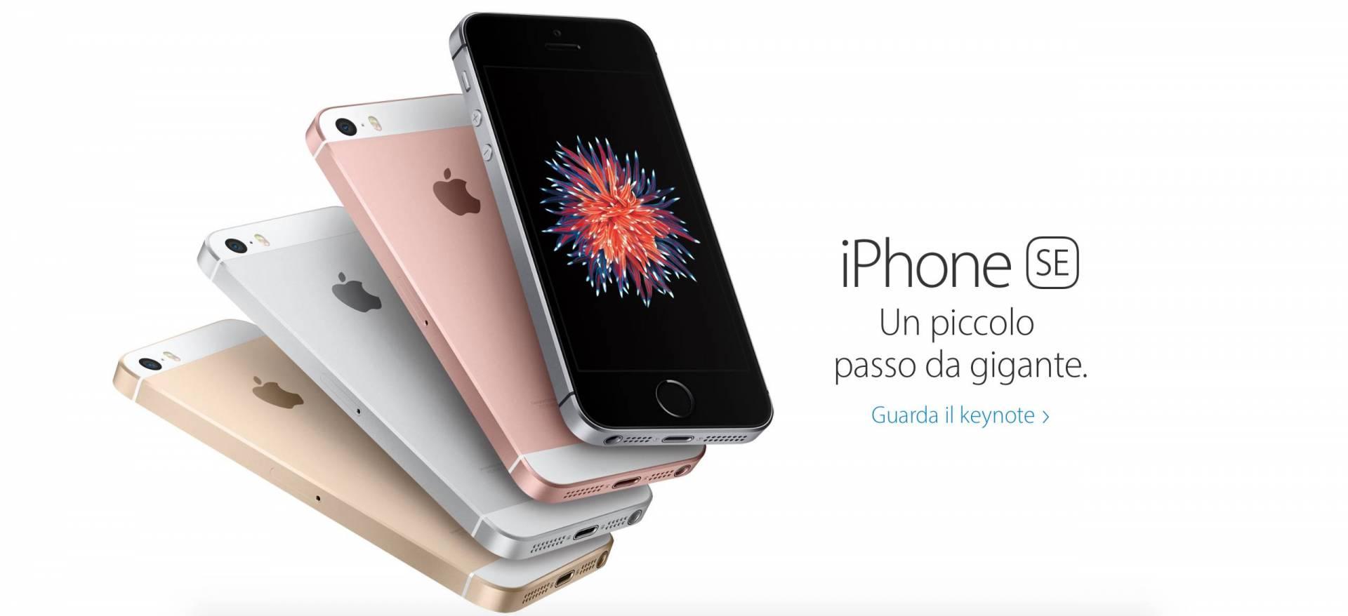 schermata 2016 03 21 alle 19.10.27 Presentato il nuovo iPhone SE da quattro pollici