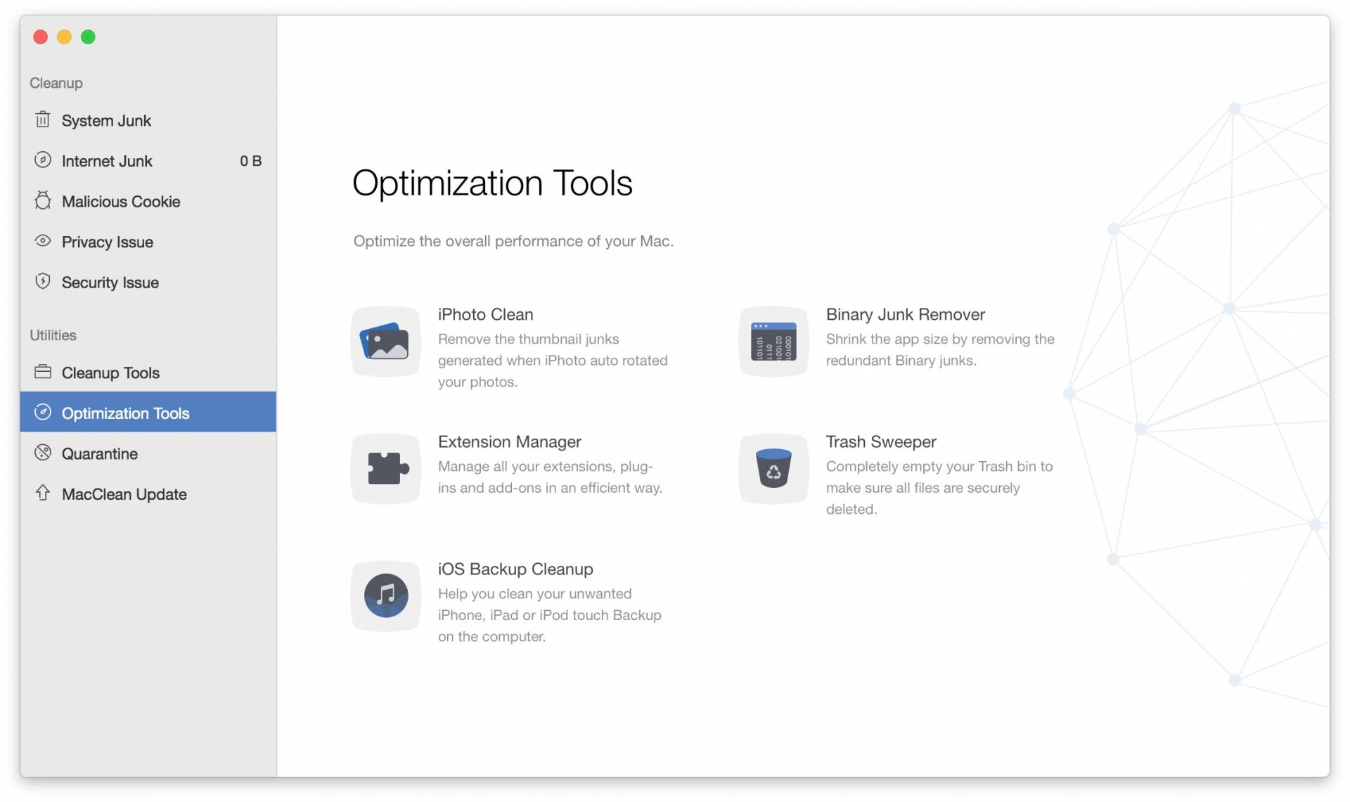 Optimization Tools