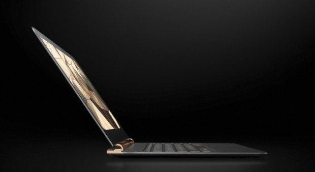 HP Spectre 2016: il notebook più sottile del mercato