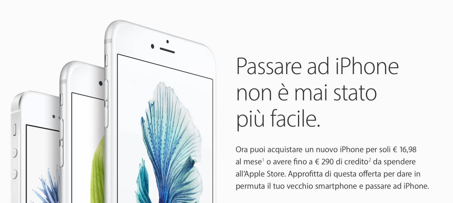 Permuta iPhone