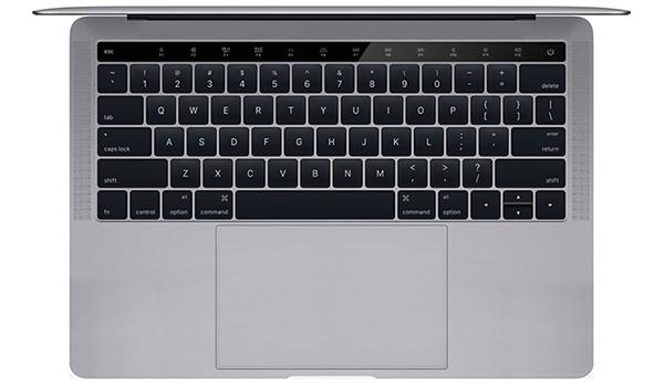 macbook pro oled concept Ecco come potrebbe essere la Touch Bar OLED di MacBook Pro