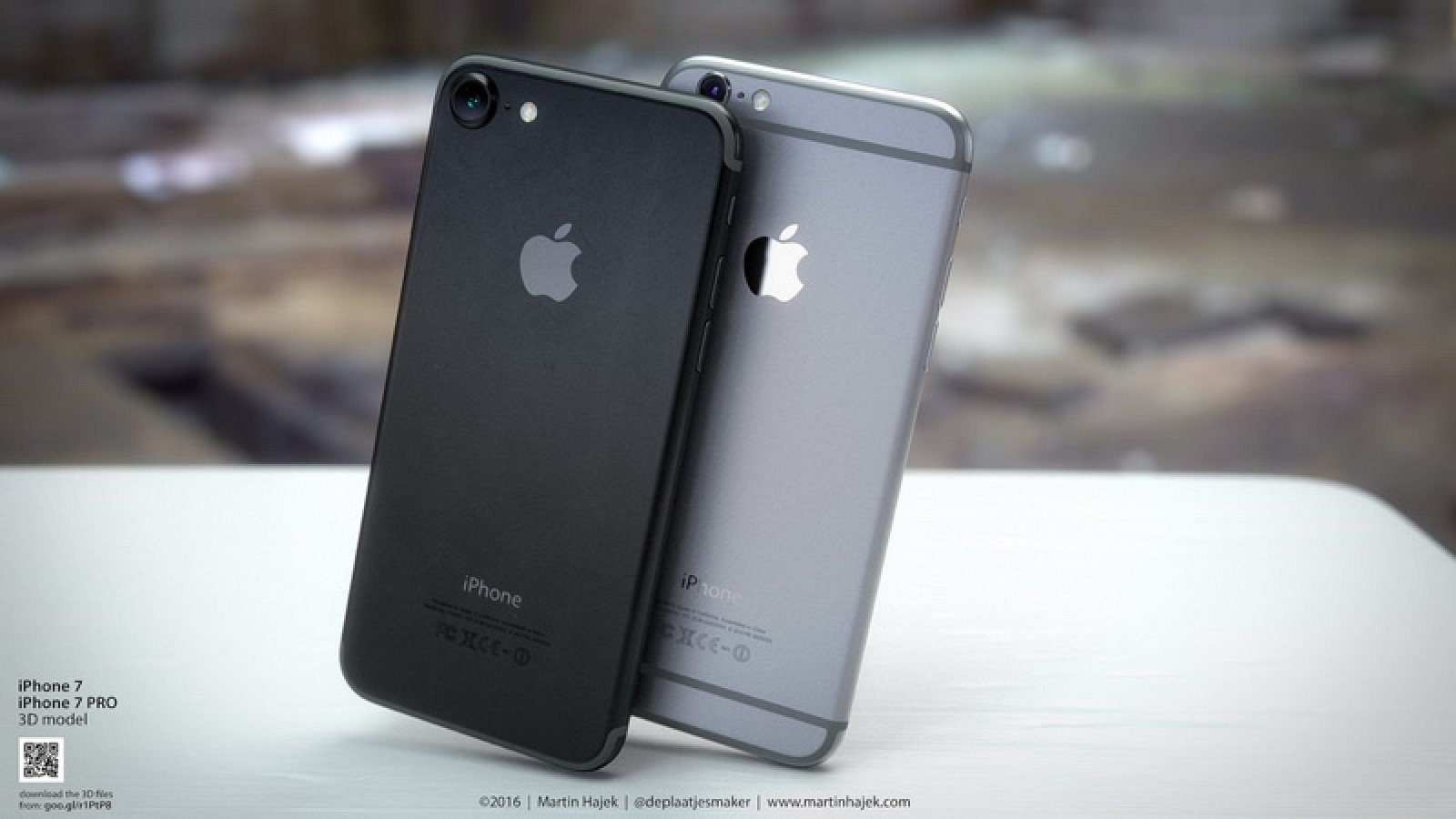 darkspacegrayiphone72 Sarà così iPhone 7 in Nero Siderale?