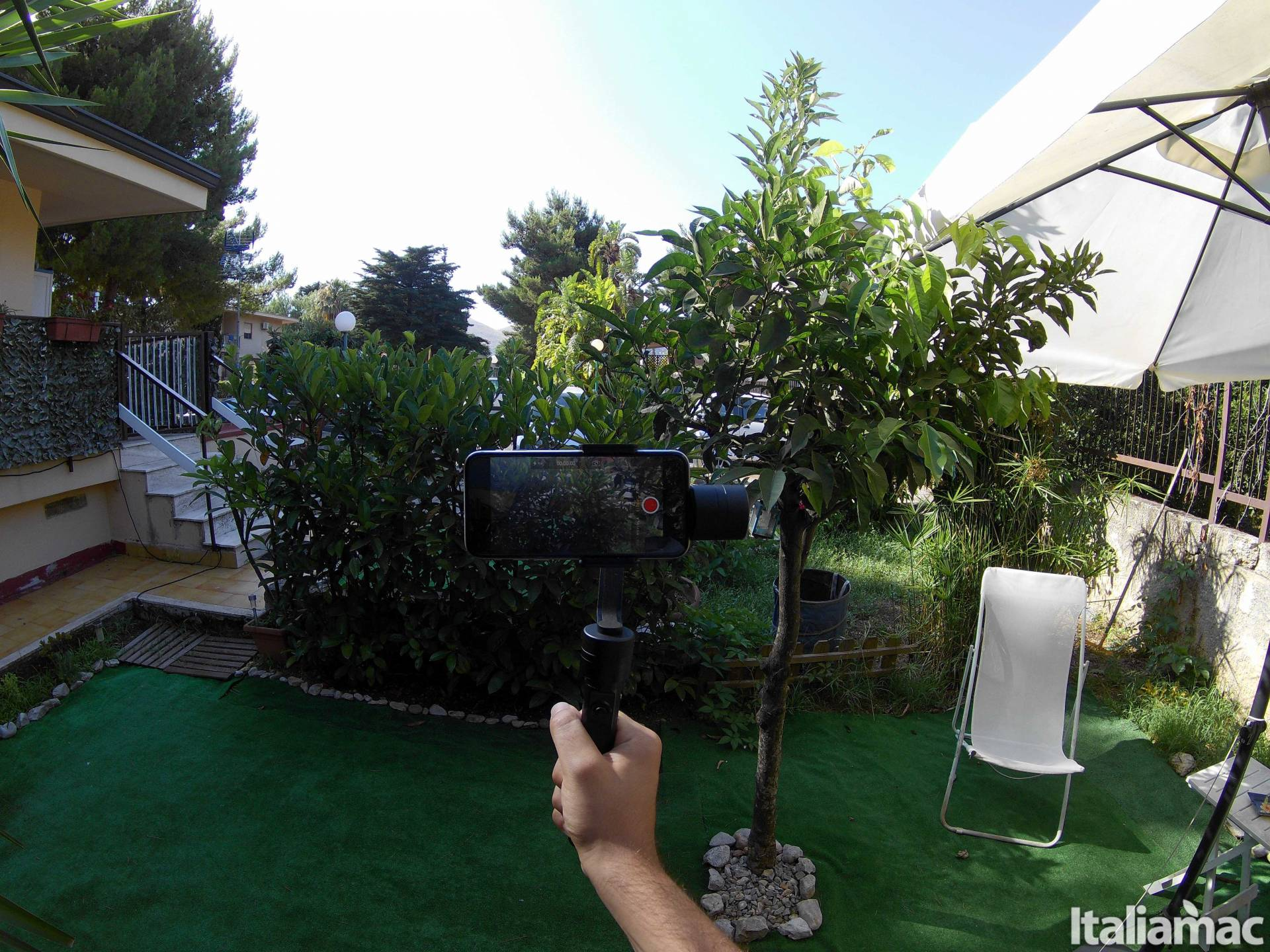 smooth ii intro Gimbal Smooth II: video stabilizzati su iPhone