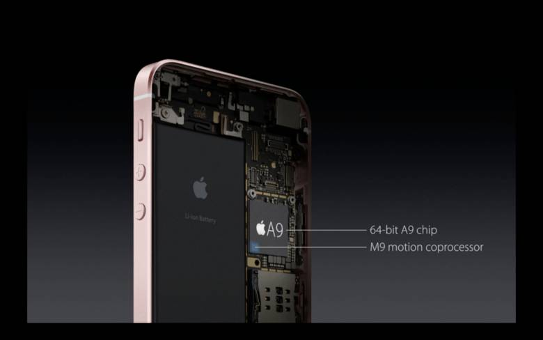 chip A9 iPhone