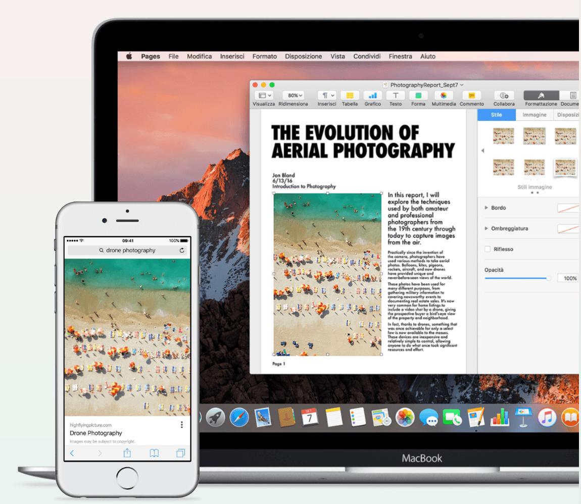 schermata 2016 09 21 alle 10.00.22 Come utilizzare al meglio macOS Sierra. Trucchi e consigli