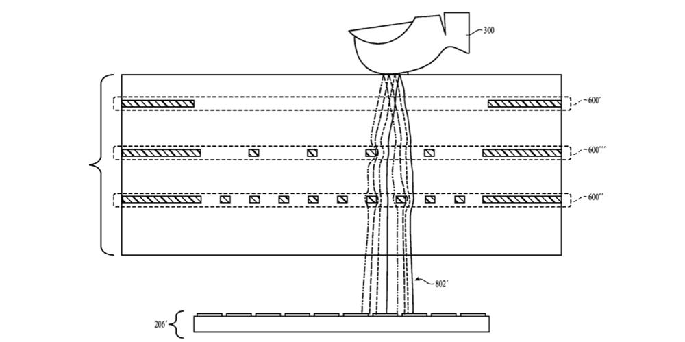 Nuovo brevetto permette di riconoscere impronta in qualsiasi parte dello schermo