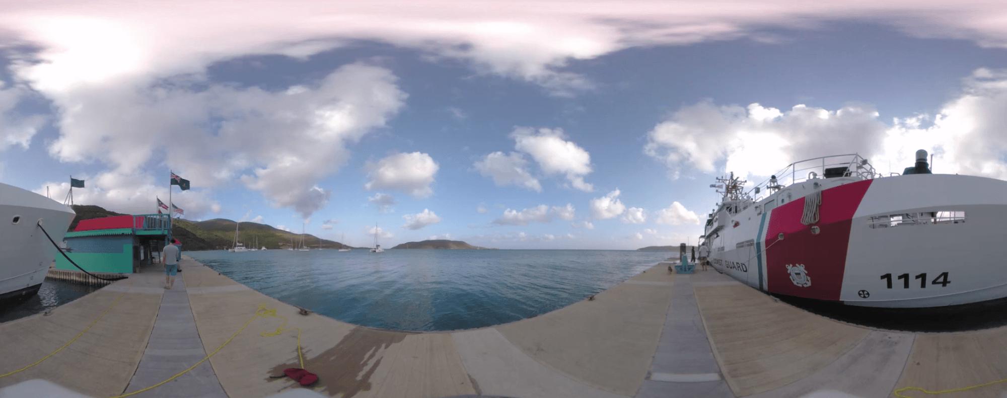 360 video In arrivo il supporto ai video a 360 gradi su VLC