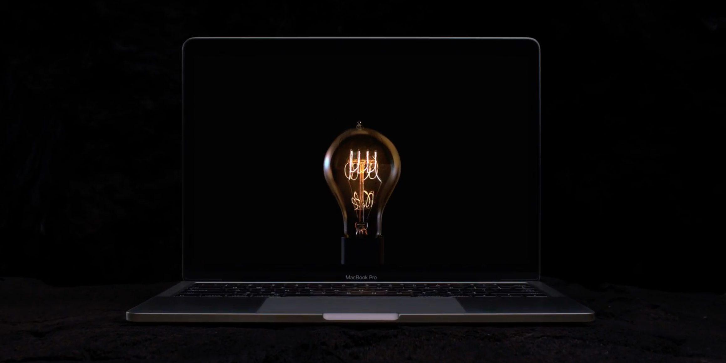 Apple rilascia la prima pubblicità dei MacBook Pro con Touch Bar