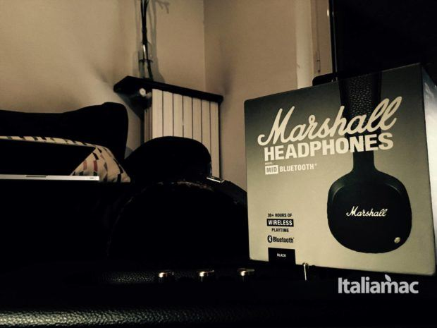 marshall mid bluetooth box 620x465 Mid Bluetooth, le cuffie wireless firmate Marshall