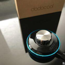 ricevitore front bluetooth dodocool 250x250 Musica, telefonate e Siri in auto con il ricevitore Bluetooth di Dodocool