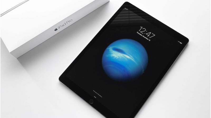 ipad pro and box iPad Pro da 10.5 pollici con risoluzione di 2,224×1,668 pixel?