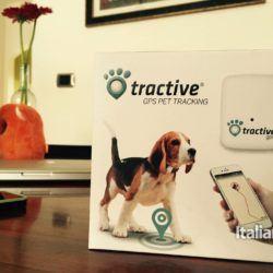 tractive box 250x250 Tractive, il gps per i nostri amici a quattro zampe