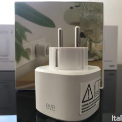 eve energy plug 250x250 Eve Energy: La presa intelligente che supporta HomeKit