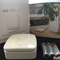 Elgato Room Full Box 250x250 Eve Room: Il sensore in grado di rilevare la qualità dellaria