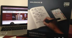 Box Smart Writing Set Moleskine