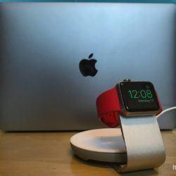www.italiamac.it img 3099 250x250 Travel Stand: Il raccogli cavo e stand di Moshi per Apple Watch