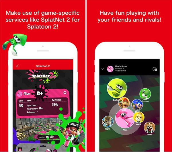 www.italiamac.it nintendo switch app Debutta lapp di accompagnamento per la Nintendo Switch in App Store