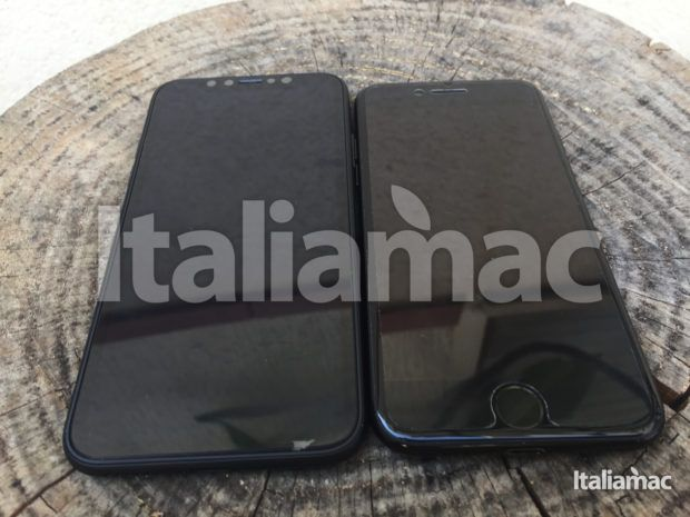 www.italiamac.it iphone 8 esclusiva anteprima iphone 8 exclusive 02 620x465 Scoop! Italiamac Shows You the iPhone 8 Sneak Preview! [Photo and video]