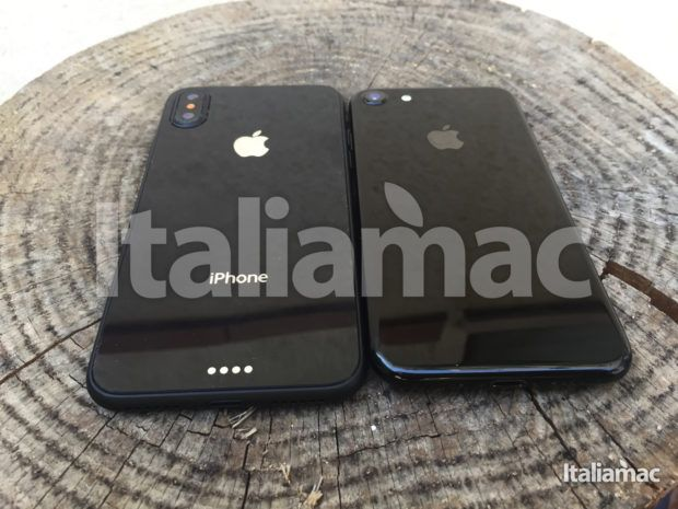 www.italiamac.it iphone 8 esclusiva anteprima iphone 8 exclusive 09 620x465 Scoop! Italiamac Shows You the iPhone 8 Sneak Preview! [Photo and video]