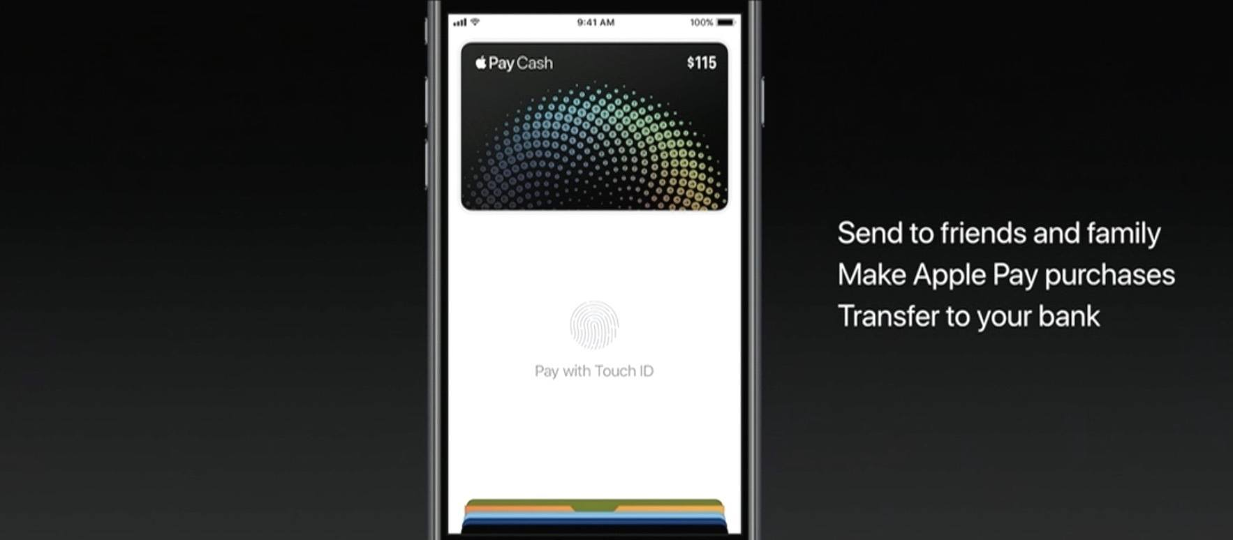 www.italiamac.it apple pay cash in arrivo a fine ottobre wwdc 2017 apple pay cash card Apple Pay Cash in arrivo a fine Ottobre?