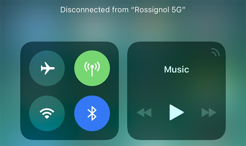 iphone not connecting to bluetooth bluetooth e wi fi non si disabiliterebbero completamente 8762