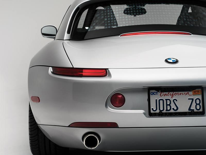 www.italiamac.it allasta la bmw z8 di steve jobs valore stimato 400000 bmw z8 jobs Allasta la BMW Z8 di Steve Jobs; valore stimato $400,000